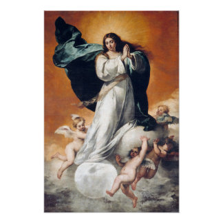 The Immaculate Conception Print