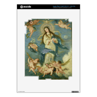 The Immaculate Conception Skin For iPad 3