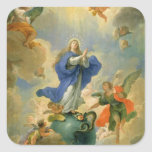 The Immaculate Conception Sticker