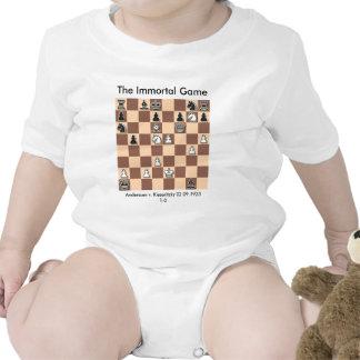 The Immortal Game Infant Tshirt