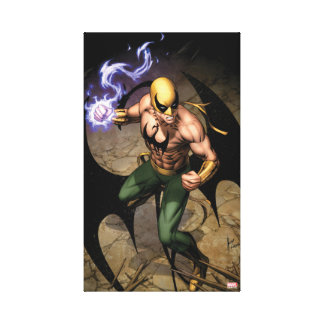 The Immortal Iron Fist Canvas Print
