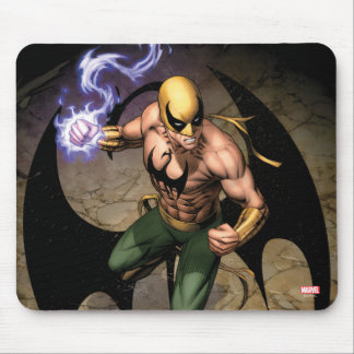 The Immortal Iron Fist Mouse Pad