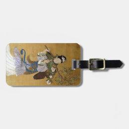 The Immortal Ma gu Luggage Tag