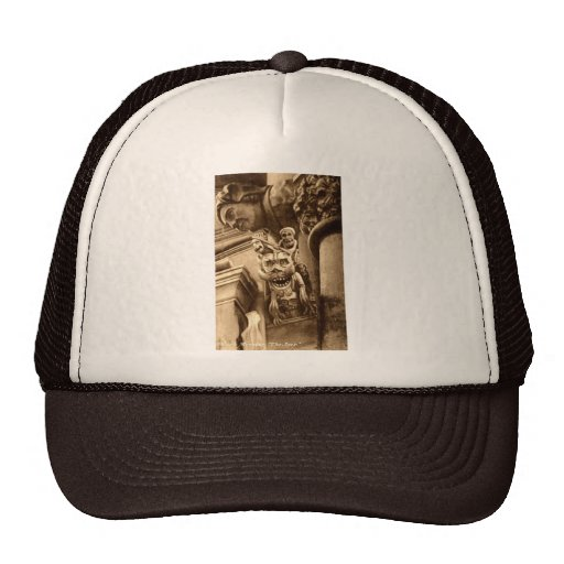 The Imp Gothic Cathedral 1912 Vintage Trucker Hat