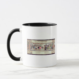 The Imperial Banquet: a scene Mug
