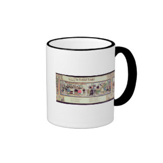 The Imperial Banquet a scene Mugs