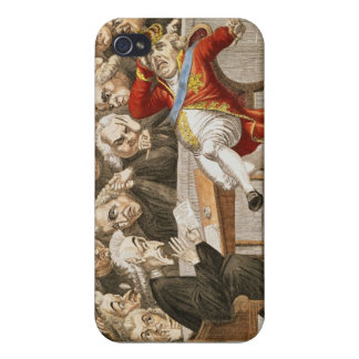 The Imperial Decree to George III iPhone 4/4S Cases