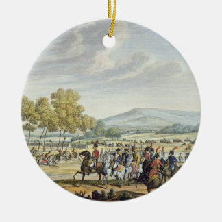 The Imperial Guard Manoeuvring in the Presence of Ceramic Ornament
