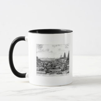 The Imperial Palace in Ido, Japan Mug