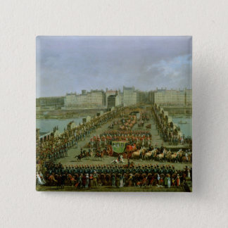 The Imperial Procession Button