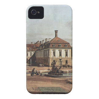 The imperial summer residence, courtyard by Bernar iPhone 4 Case-Mate Case