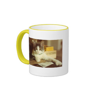 The Impersonal Life Ringer Coffee Mug