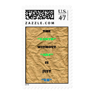 The importance of Art Postage