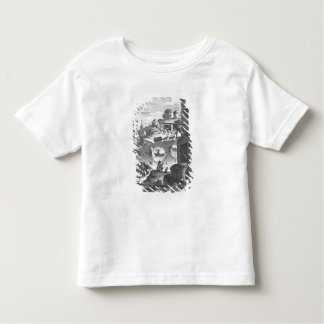 The importance of knowing perspective toddler t-shirt