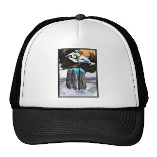 The impossible set trucker hat