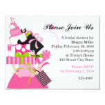 The Impossible Wedding Stack 4.25x5.5 Paper Invitation Card