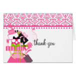 The Impossible Wedding Stack Thank You Note Stationery Note Card