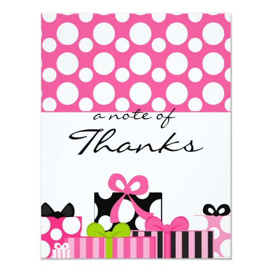 The Impossible Wedding Stack thank you note No.5 Card
