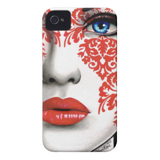 The Impostor by Carissa Rose iPhone 4 Cover