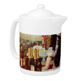"""The Impressionist Collection"" - Manet ""Bergère"" Teapot"