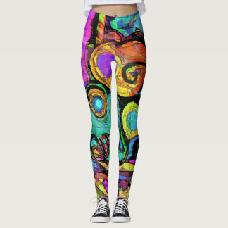 The improbable is possible leggings