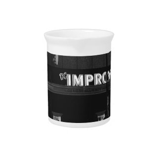 The Improv Beverage Pitcher