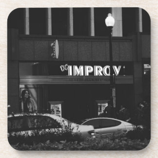 The Improv Drink Coaster