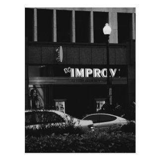 The Improv Postcard