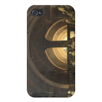 The Inauguration of Jacques de Molay iPhone 4 Cases