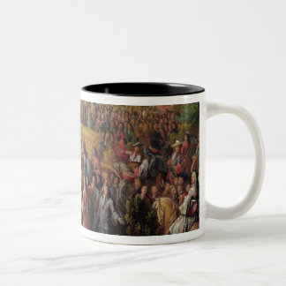 The Inauguration of the Church of the Two-Tone Coffee Mug