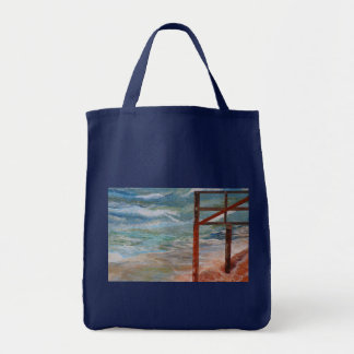 The Incoming Tide Tote Bag