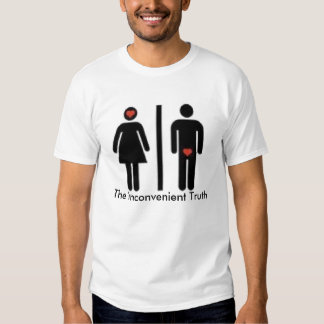 The Inconvenient Truth/ Ugly Truth T-shirt