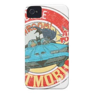 The Incredible Batmobile Icon iPhone 4 Case-Mate Case