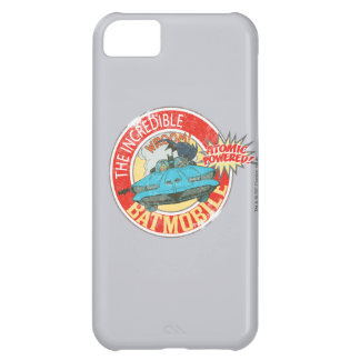The Incredible Batmobile Icon iPhone 5C Cover