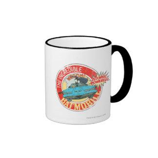 The Incredible Batmobile Icon Coffee Mugs