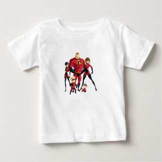 The Incredible Family Disney Baby T-Shirt
