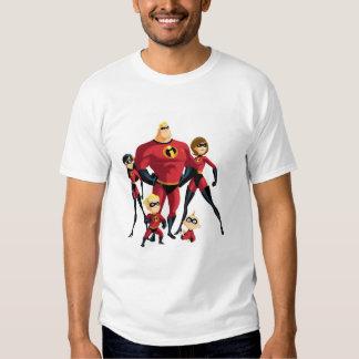 The Incredible Family Disney Shirt