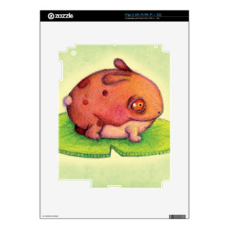 The incredible Frabbit iPad 2 Skins