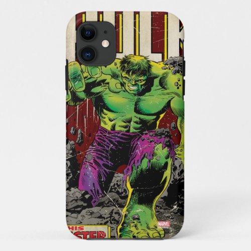 The Incredible Hulk Comic #105 Phone Case