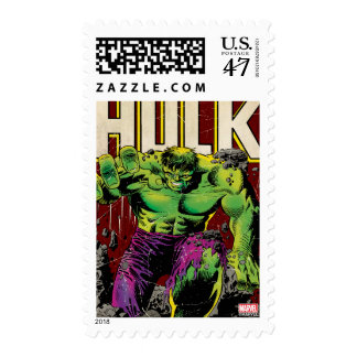 The Incredible Hulk Comic #105 Postage