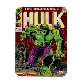 The Incredible Hulk Comic #105 Rectangular Photo Magnet