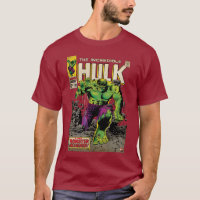 The Incredible Hulk Comic #105 T-Shirt
