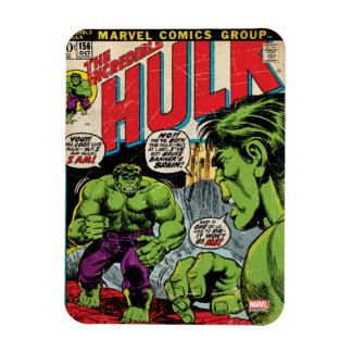 The Incredible Hulk Comic #156 Rectangular Photo Magnet