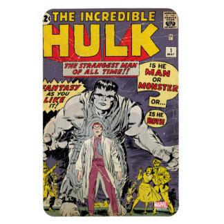 The Incredible Hulk Comic #1 Magnet