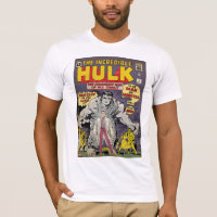 The Incredible Hulk Comic #1 T-Shirt
