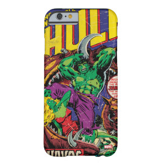 The Incredible Hulk Comic #202 Barely There iPhone 6 Case