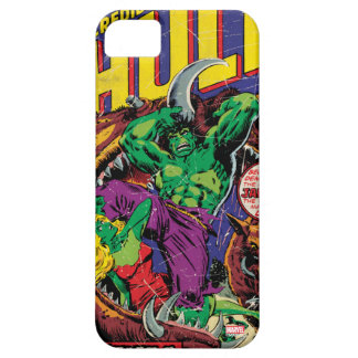 The Incredible Hulk Comic #202 iPhone SE/5/5s Case