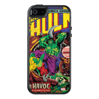 The Incredible Hulk Comic #202 OtterBox iPhone 5/5s/SE Case