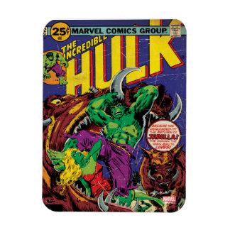 The Incredible Hulk Comic #202 Rectangular Photo Magnet