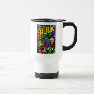 The Incredible Hulk Comic #202 Travel Mug